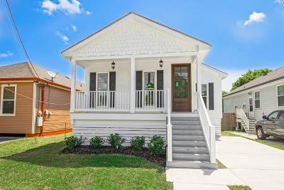 New Orleans Single Family Home For Sale: 3529 Marigny Street