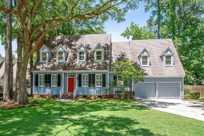 Single Family Home For Sale: 204 Branch Lane