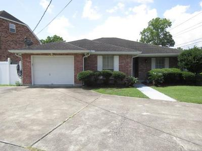 New Orleans LA Single Family Home For Sale: $225,000