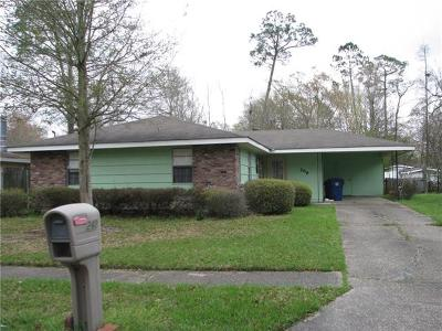 Slidell Rental For Rent: 268 Cardinal Drive