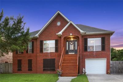 New Orleans Single Family Home For Sale: 4280 San Giorgio Street