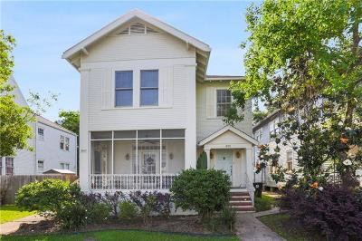Jefferson Parish, Orleans Parish Multi Family Home For Sale: 3125 Nashville Avenue