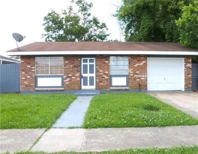 Marrero Single Family Home For Sale: 2525 Joy Ann Drive