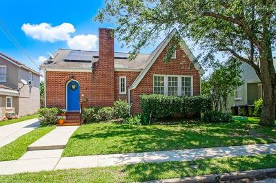 New Orleans Single Family Home For Sale: 67 Maryland Drive