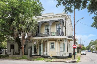 Jefferson Parish, Orleans Parish Multi Family Home For Sale: 1410 Euterpe Street #1410