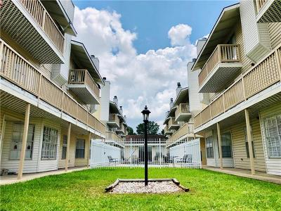 Jefferson Parish, Orleans Parish Multi Family Home For Sale: 901 Joe Yenni Boulevard #A-4