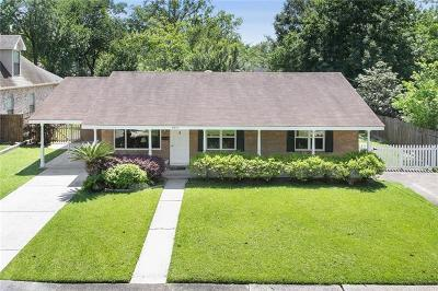 Single Family Home For Sale: 9004 Darby Lane