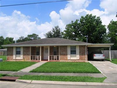New Orleans Single Family Home For Sale: 4856 Charlene Drive