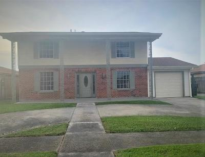 New Orleans Single Family Home For Sale: 8431 Lomond Road