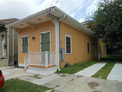 Single Family Home For Sale: 1521 Mandeville Street