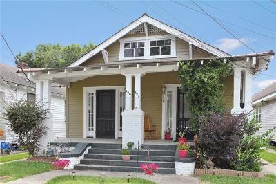 Jefferson Parish, Orleans Parish Multi Family Home For Sale: 330-332 Aris Avenue