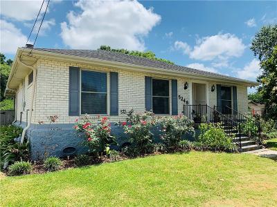 Single Family Home For Sale: 5248 Loveland Street