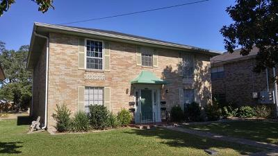Metairie Multi Family Home For Sale: 4405 Yale Street #A