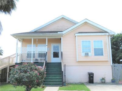New Orleans Single Family Home For Sale: 5000 Mexico Street