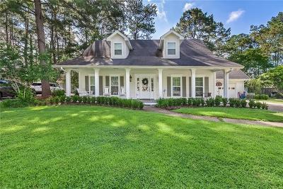 Single Family Home For Sale: 111 Beau Pre Drive