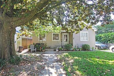 Single Family Home For Sale: 307 Carrollton Avenue