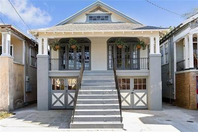 Jefferson Parish, Orleans Parish Multi Family Home For Sale: 4308 Laurel Street #4308