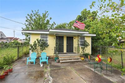 Jefferson Parish, Orleans Parish Multi Family Home For Sale: 1722 N Derbigny Street