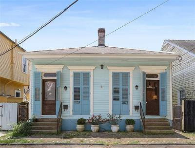 Jefferson Parish, Orleans Parish Multi Family Home For Sale: 2328 Burgundy Street