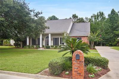 Slidell Single Family Home For Sale: 243 Leeds Drive