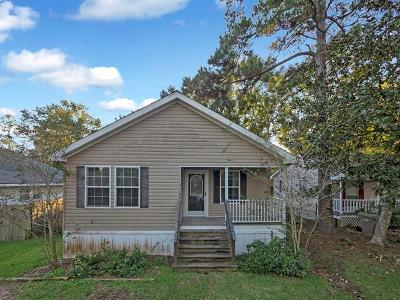Slidell Single Family Home For Sale: 34100 Reilly Road