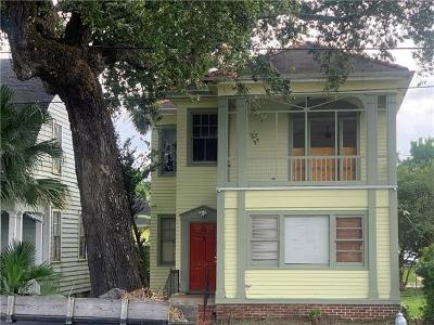 New Orleans Single Family Home For Sale: 8536 S Claiborne Avenue