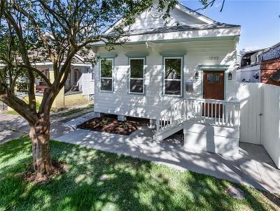 Single Family Home For Sale: 1777 N Dorgenois Street
