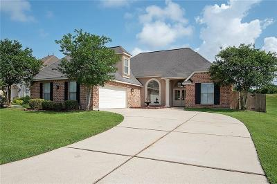 Slidell Single Family Home For Sale: 105 Cypress Lakes Drive