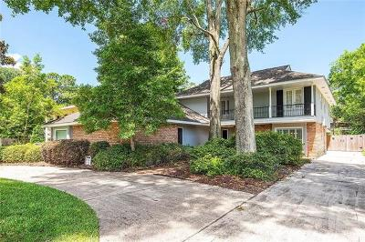 River Ridge, Harahan Single Family Home For Sale: 302 Southern Road