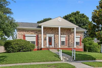 Single Family Home For Sale: 728 Goucher Street