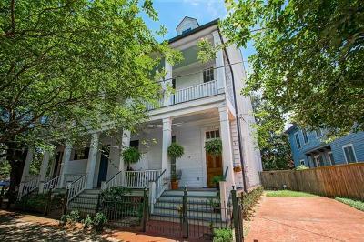 Townhouse For Sale: 2148 Esplanade Avenue
