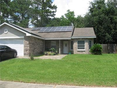 Slidell Single Family Home For Sale: 314 Windrift Street