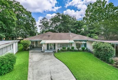 River Ridge, Harahan Single Family Home For Sale: 9037 Camille Court