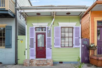 New Orleans Single Family Home For Sale: 1432 Chartres Street