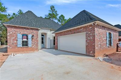 Madisonville Single Family Home For Sale: 3045 Lost Lake Lane