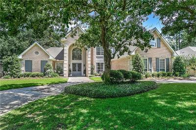 Single Family Home For Sale: 129 Acadian Lane