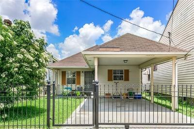 New Orleans Single Family Home For Sale: 2005 Josephine Street