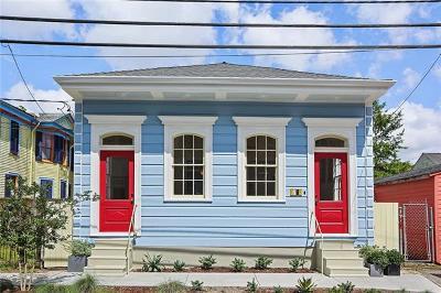 New Orleans Single Family Home For Sale: 1015 Alvar Street