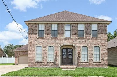 Metairie Single Family Home For Sale: 5021 Academy Drive