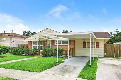 New Orleans Single Family Home For Sale: 4518 Cerise Avenue