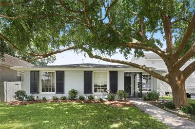 Single Family Home For Sale: 6708 General Diaz Street
