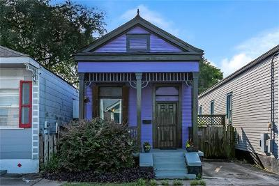 New Orleans Single Family Home For Sale: 1121 Clouet Street