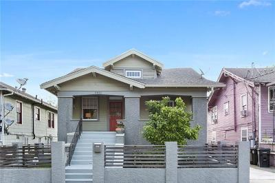 New Orleans Single Family Home For Sale: 2421 Peniston Street
