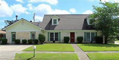 Slidell Single Family Home For Sale: 1490 Greenwood Street
