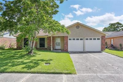 Slidell Single Family Home For Sale: 310 Foxcroft Drive