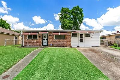 New Orleans Single Family Home For Sale: 4711 Warren Drive
