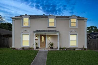 Kenner Single Family Home For Sale: 17 Driftwood Boulevard