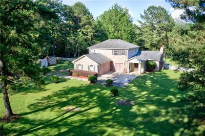 Covington Single Family Home For Sale: 154 Emerald Valley Drive