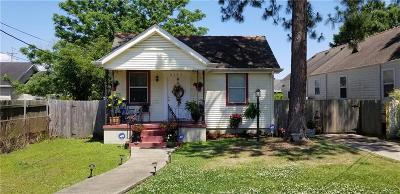 New Orleans Single Family Home For Sale: 5167 Lafaye Street