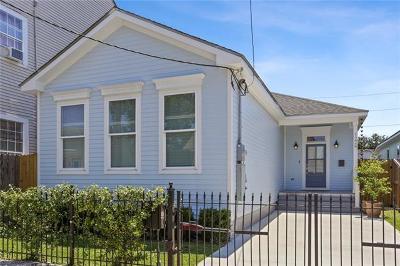 New Orleans Single Family Home For Sale: 1224 N Johnson Street